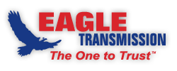 Eagle Transmission Shop Wylie / Lavon Logo